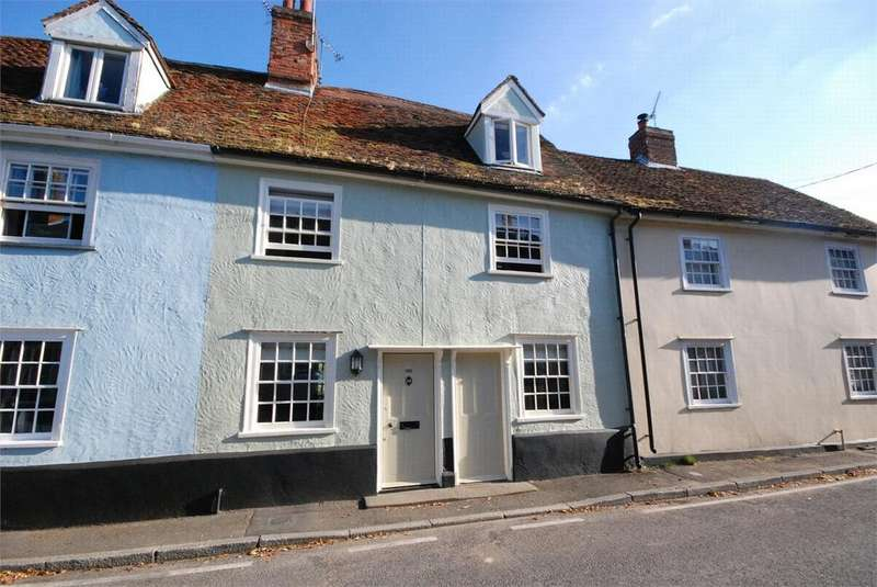 4 Bedrooms Terraced House for sale in West Street, Coggeshall, Essex
