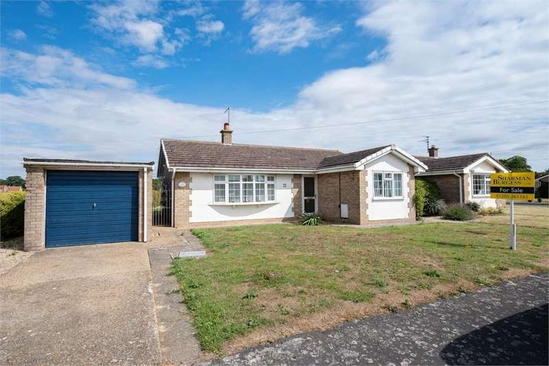 3 Bedrooms Detached Bungalow for sale in Packhorse Gardens, Swineshead, Boston, Lincolnshire
