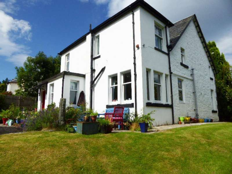 5 Bedrooms Detached House for sale in Finnisgaig, Alma Road, Fort William