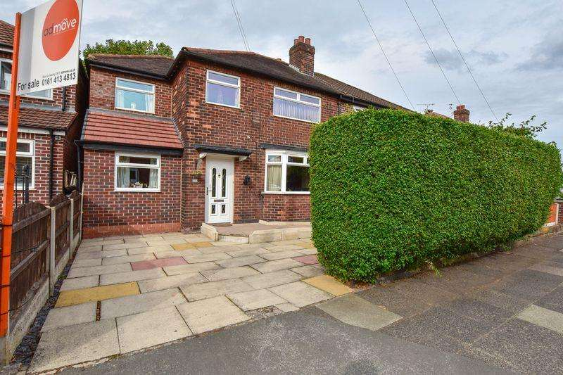 5 Bedrooms Semi Detached House for sale in Sinderland Road, Altrincham