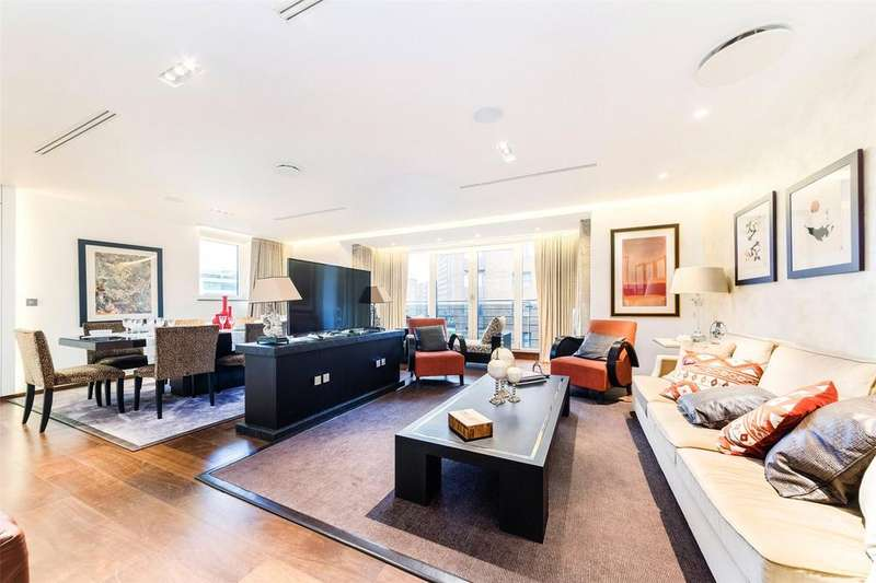 3 Bedrooms Apartment Flat for sale in Park Road, St John's Wood, London, NW8