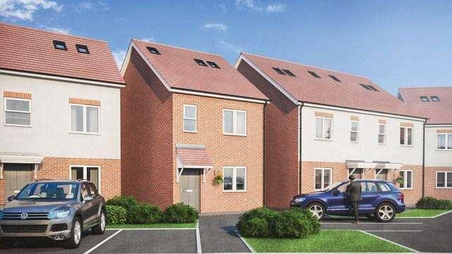 3 Bedrooms Detached House for sale in Berkley Close, West Midlands