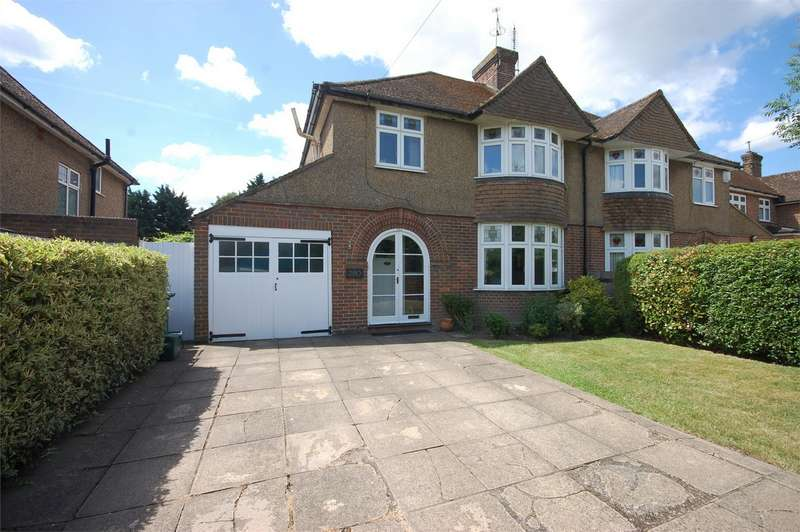 4 Bedrooms Semi Detached House for sale in Tring Road, Aylesbury, Buckinghamshire