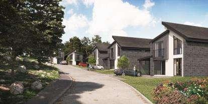 4 Bedrooms Detached House for sale in Trem Y Chwarel, Fron Goch, Llanberis, LL55