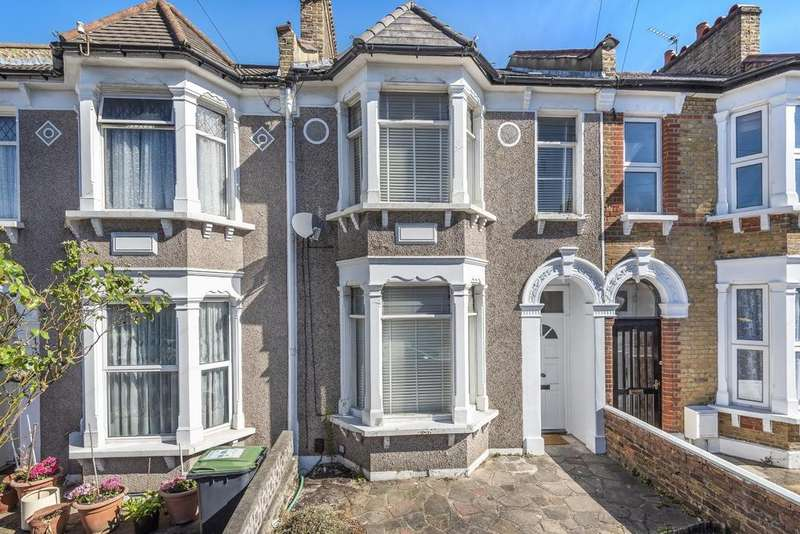 3 Bedrooms Terraced House for sale in Honley Road, Catford