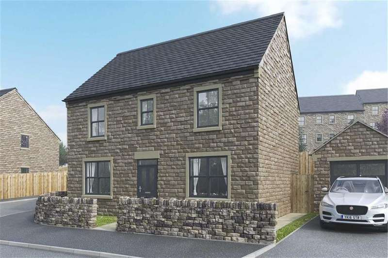 4 Bedrooms Detached House for sale in Kensington Forest, Barnoldswick, Lancashire