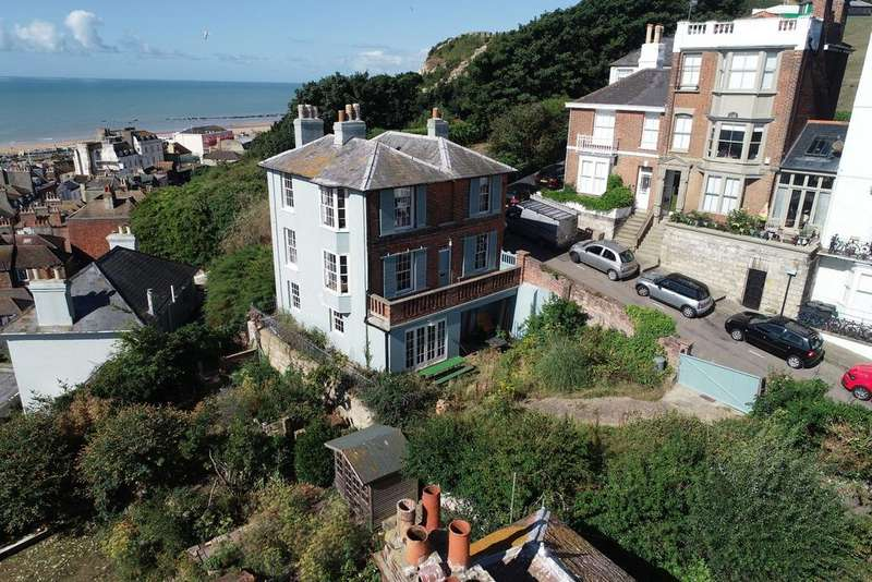 5 Bedrooms Detached House for sale in Rock House, Exmouth Place Old Town Hastings