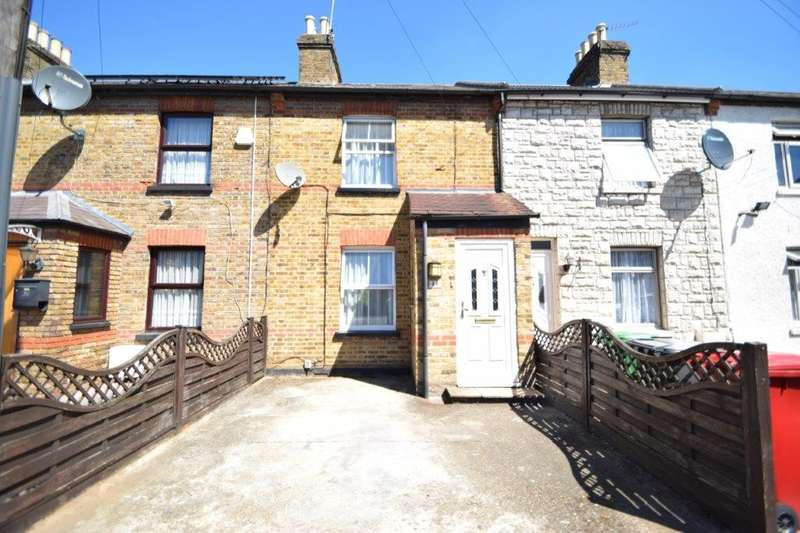 2 Bedrooms Terraced House for sale in Belgrave Road, Slough, SL1