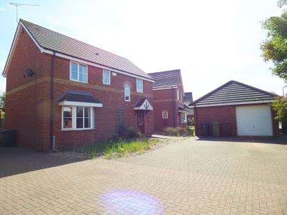 4 Bedrooms Detached House for sale in Aspen Drive, Longford, Coventry, West Midlands
