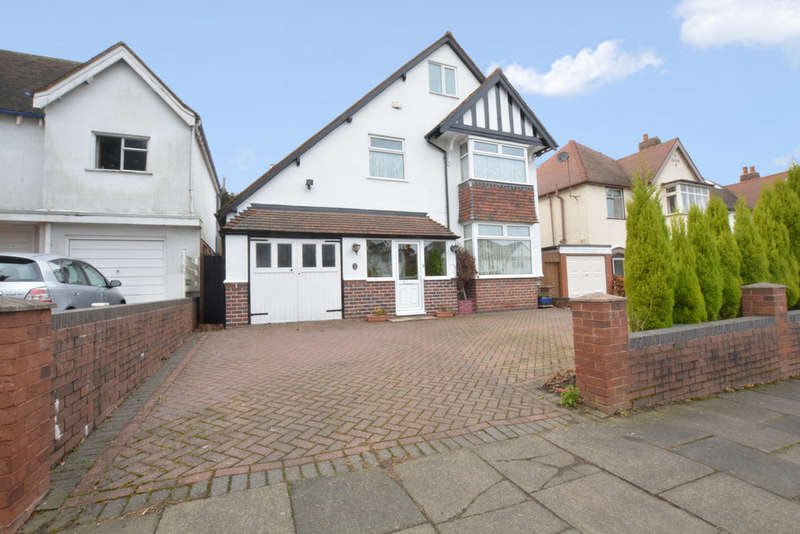 5 Bedrooms Detached House for sale in Ellesboro Road, Harborne
