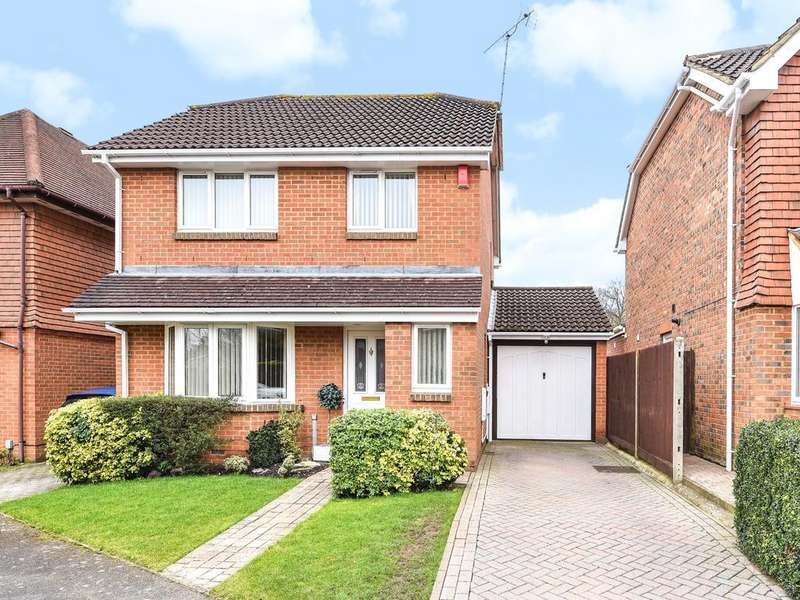 3 Bedrooms House for sale in Chaffinch Close, Tilehurst, Reading, RG31