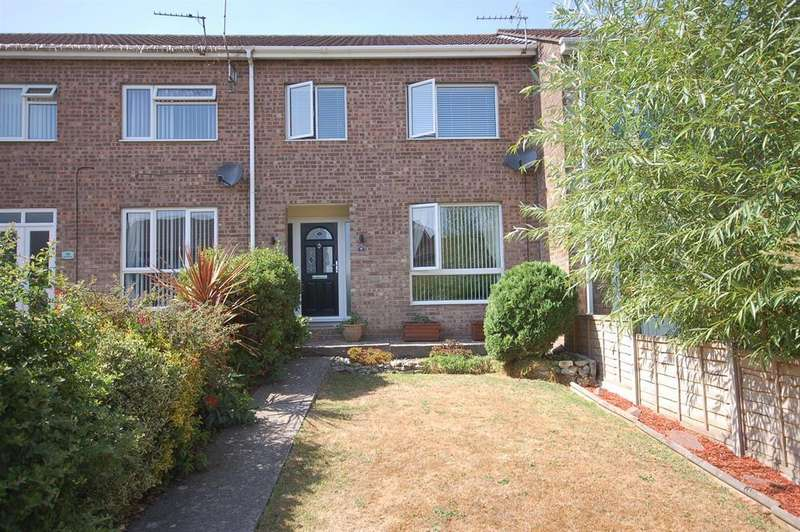 3 Bedrooms Terraced House for sale in Whitecroft Way, Kingswood, Bristol, BS15 9YN