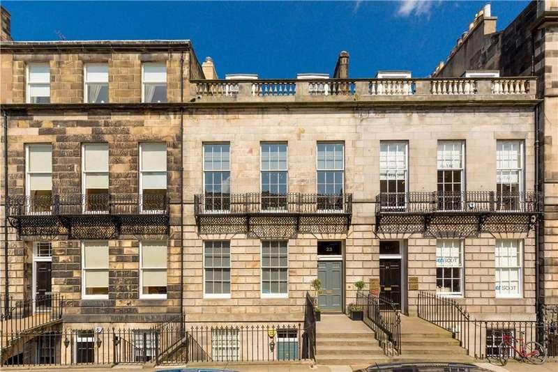 6 Bedrooms Terraced House for sale in Walker Street, Edinburgh, Midlothian, EH3