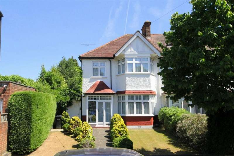 3 Bedrooms End Of Terrace House for sale in Solna Road, London