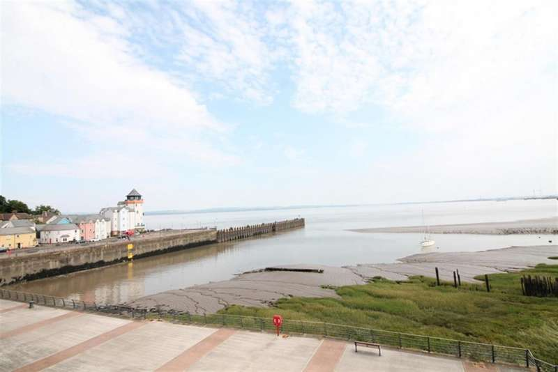 2 Bedrooms Flat for sale in The Quays, Portishead, North Somerset, BS20