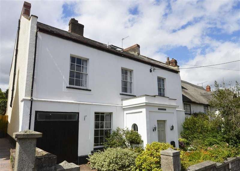 6 Bedrooms Detached House for sale in Fore Street, Bradninch, Exeter, EX5