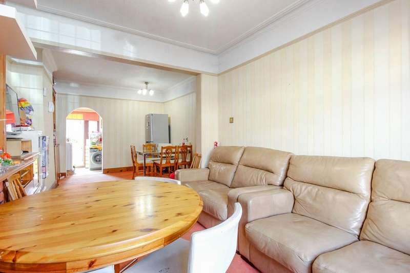 3 Bedrooms Terraced House for sale in Junction Road, London, N9