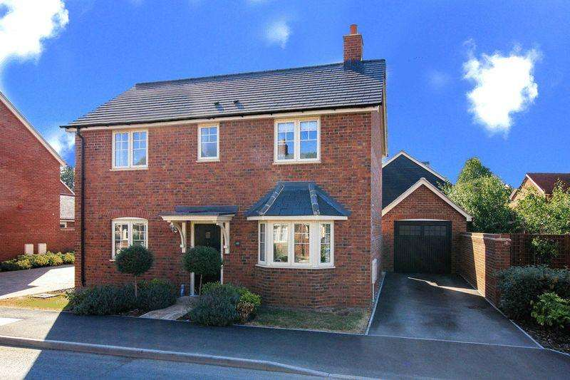 3 Bedrooms Detached House for sale in Aston Clinton