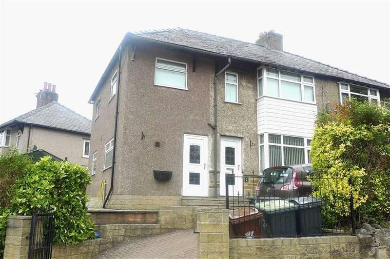 4 Bedrooms Semi Detached House for sale in Victoria Park Road, Buxton, Derbyshire