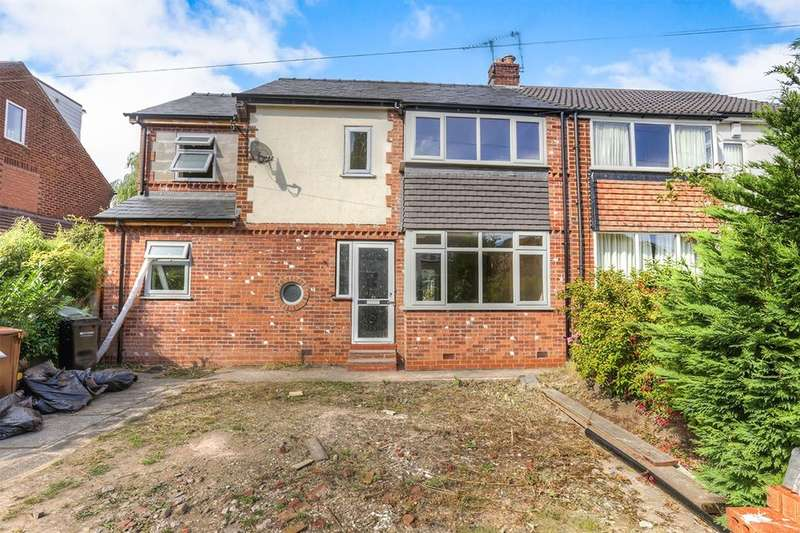 3 Bedrooms Semi Detached House for sale in Rochester Grove, Hazel Grove, Stockport, SK7