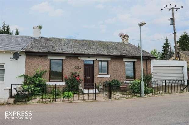 3 Bedrooms Semi Detached Bungalow for sale in Broxburn, Broxburn, City of Edinburgh