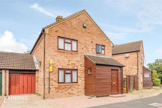 4 Bedrooms Detached House for sale in Leopard Drive, Pennyland, Milton Keynes, Buckinghamshire