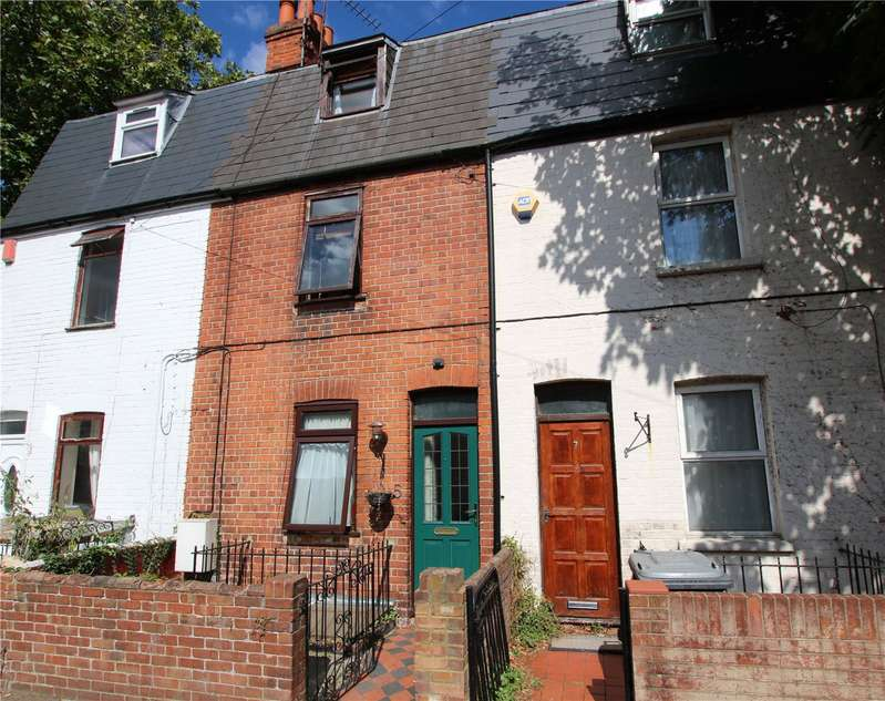 2 Bedrooms Terraced House for sale in Coley Place, Reading, Berkshire, RG1