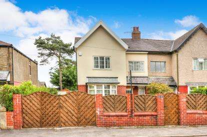 2 Bedrooms Semi Detached House for sale in Rosehill Road, Burnley, Lancashire, BB11