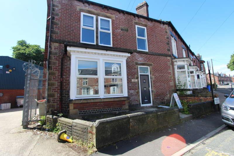 4 Bedrooms End Of Terrace House for rent in Stalker Walk, Sheffield