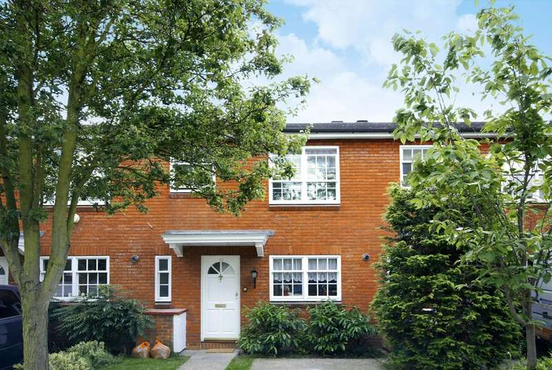 3 Bedrooms Terraced House for sale in Langham Place, Chiswick, W4