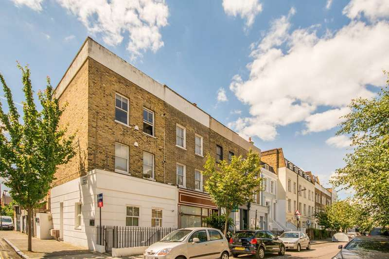 5 Bedrooms Terraced House for sale in Allen Road, Stoke Newington, N16