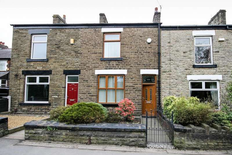 2 Bedrooms Terraced House for sale in Turton Road, Bolton, BL2