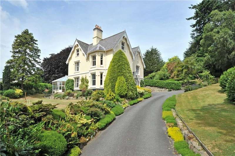 5 Bedrooms Detached House for sale in Lustleigh, Newton Abbot, Devon, TQ13
