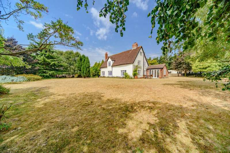4 Bedrooms Detached House for sale in Purlieu Lane, Kenilworth