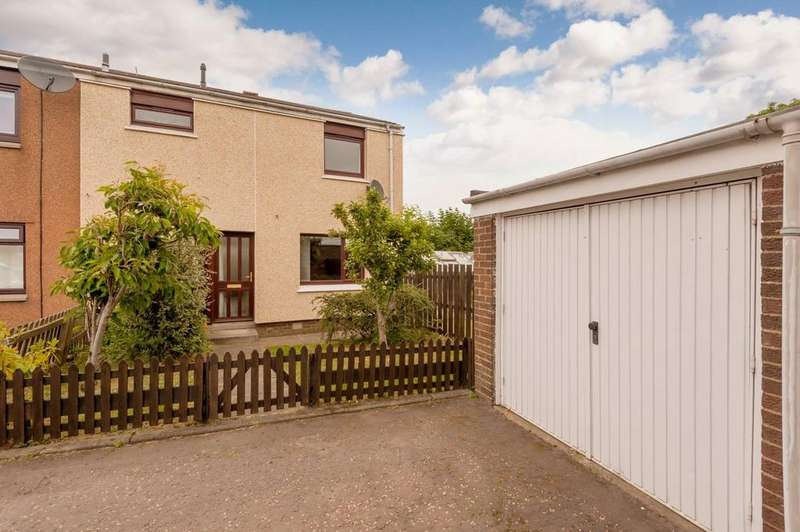 3 Bedrooms End Of Terrace House for sale in 63 Provost Milne Grove, South Queensferry, EH30 9PJ