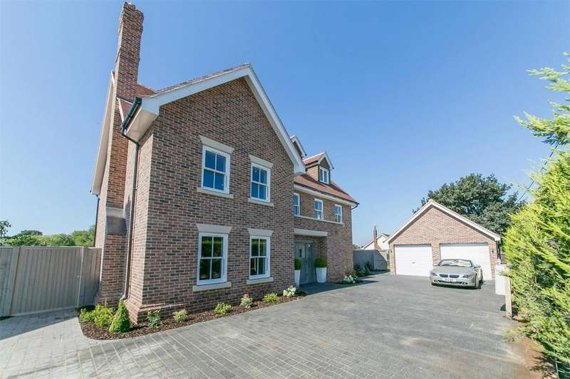 5 Bedrooms Detached House for sale in Clacton Road, Elmstead, Colchester, Essex
