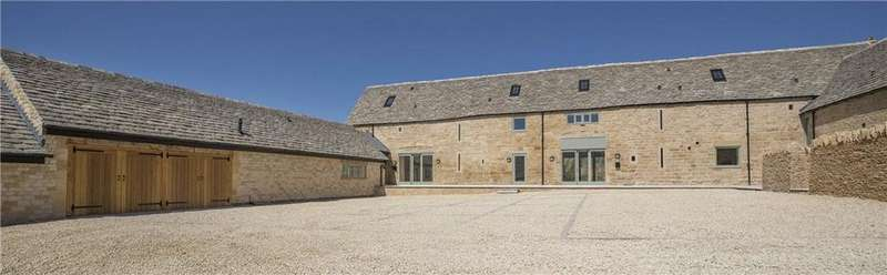 5 Bedrooms Barn Conversion Character Property for sale in Cheltenham Road, Stanton, Broadway, Gloucestershire, WR12