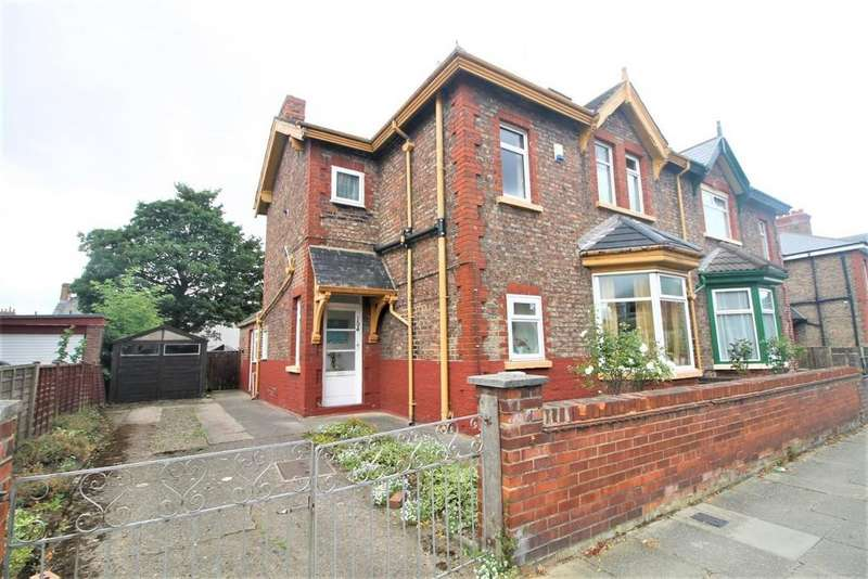 3 Bedrooms Semi Detached House for sale in Mansfield Avenue, Thornaby, Stockton-On-Tees