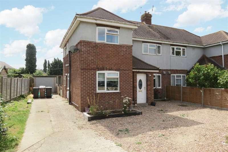 4 Bedrooms Semi Detached House for sale in Hillside Estate, Ruskington