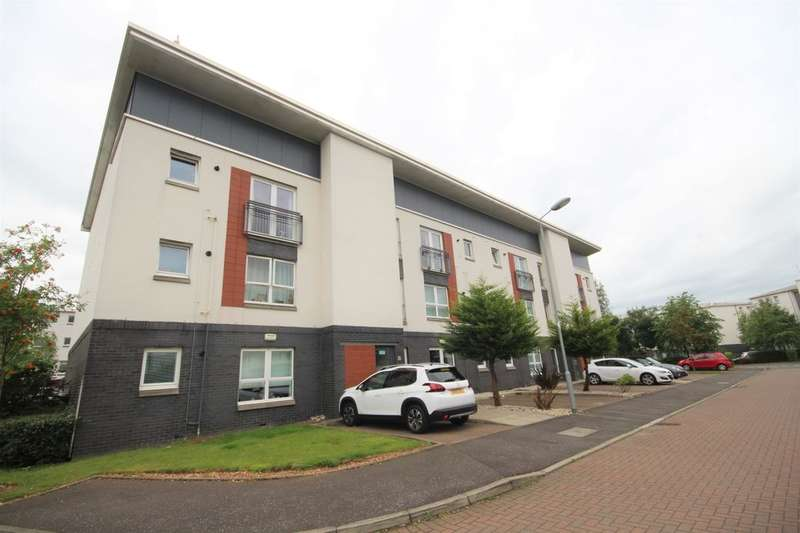 2 Bedrooms Flat for sale in Whimbrel Wynd, Renfrew, PA4