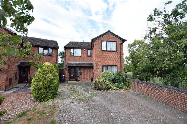 3 Bedrooms Detached House for sale in Podsmead Place, GLOUCESTER, GL1 5PD