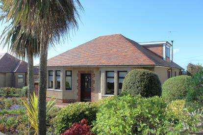 4 Bedrooms Detached House for sale in Portencross Road, West Kilbride
