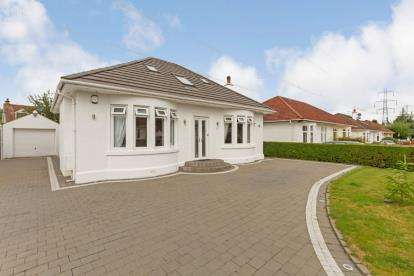 3 Bedrooms Bungalow for sale in Netherdale Drive, Paisley