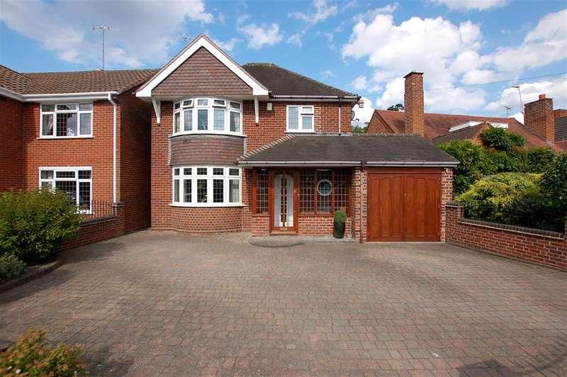 4 Bedrooms Detached House for sale in Barnett Lane, Kingswinford, DY6 9QA