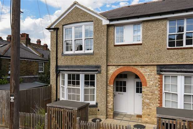 2 Bedrooms Terraced House for sale in Peabody Cottages, Rosendale Road