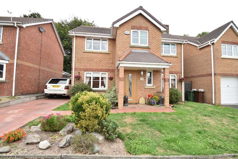 4 Bedrooms Detached House for sale in Sycamore Drive, Radcliffe, Manchester, M26