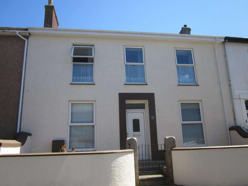 4 Bedrooms Terraced House for sale in Mount Pleasant, Hayle