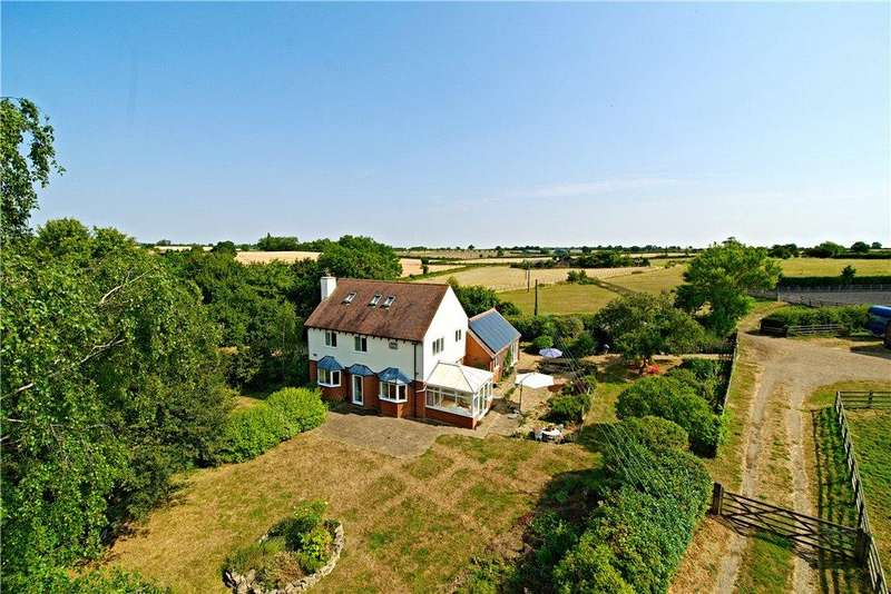 5 Bedrooms Detached House for sale in Haversham, Milton Keynes, Buckinghamshire