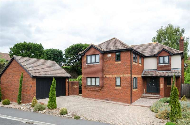 5 Bedrooms Detached House for sale in Glenavon Park, Bristol, BS9