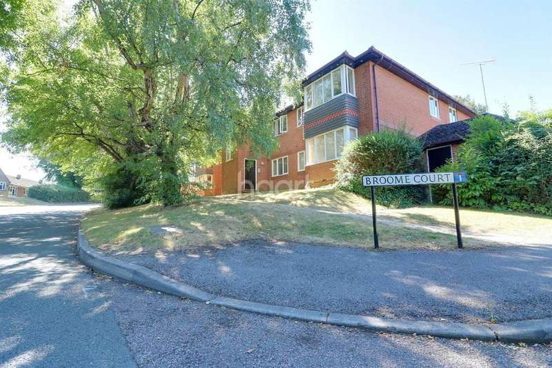 2 Bedrooms Flat for sale in Broome Court, Bracknell